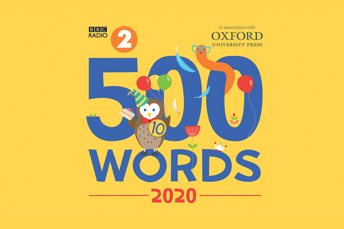500 Words – Live Lesson